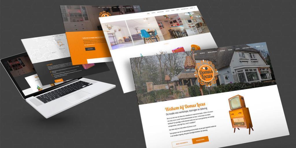 Creatief Reclamebureau Maakmeesters - Arnhem - Domus Locus - Website