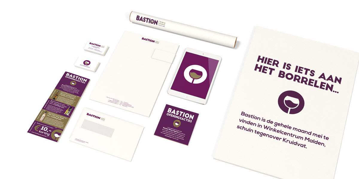 Creatief reclamebureau Arnhem - Maakmeesters - Bastion1