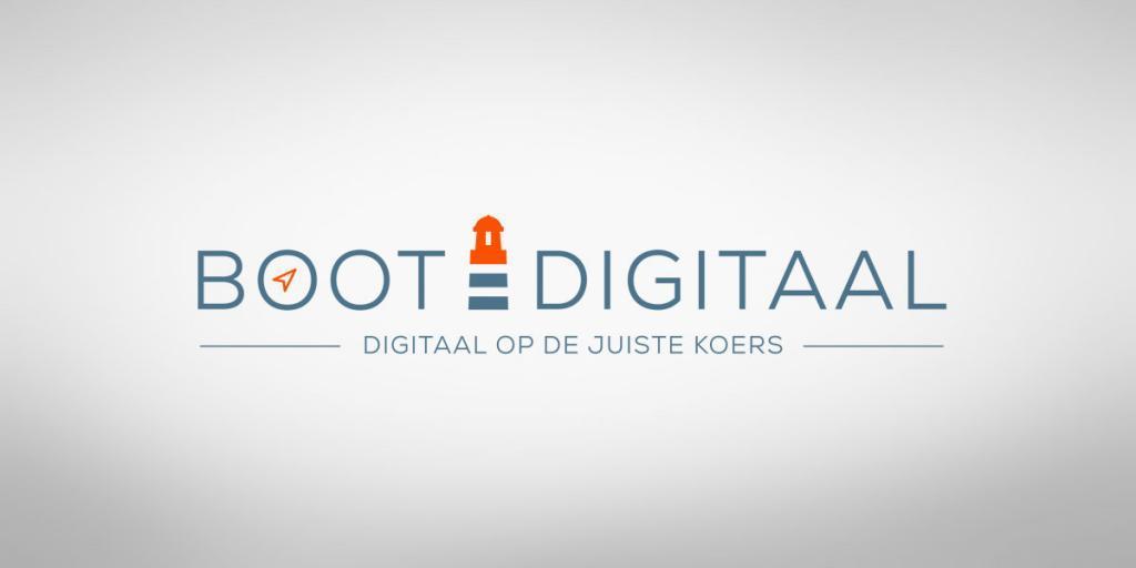 Creatief reclamebureau Arnhem - Maakmeesters - Logo - BootDigitaal