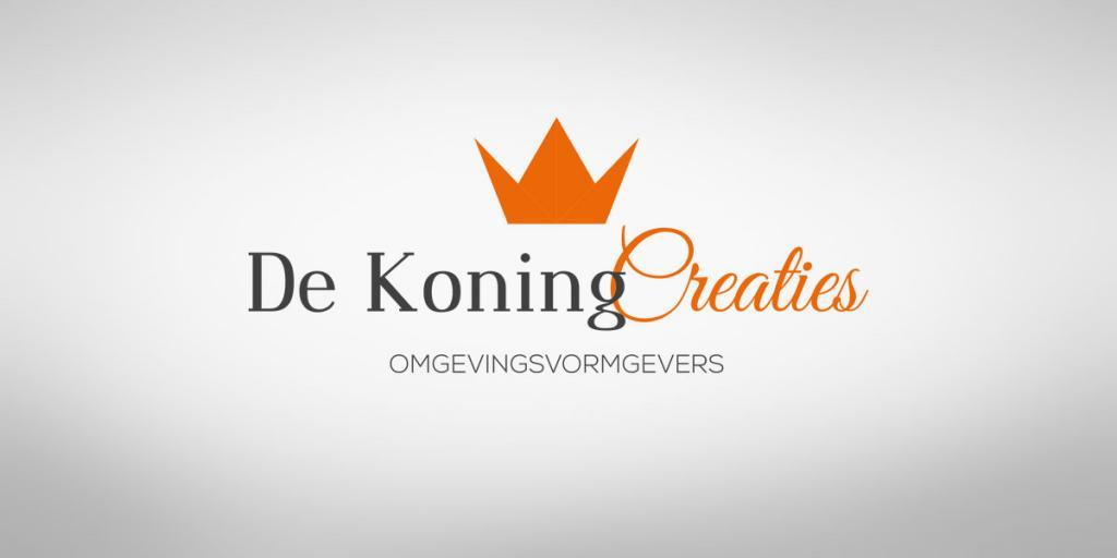 Creatief reclamebureau Arnhem - Maakmeesters - Logo - DeKoning