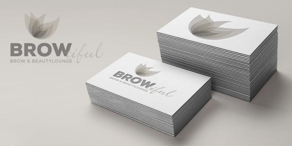Creatief reclamebureau Arnhem - Maakmeesters - visitekaartjes - Browtiful
