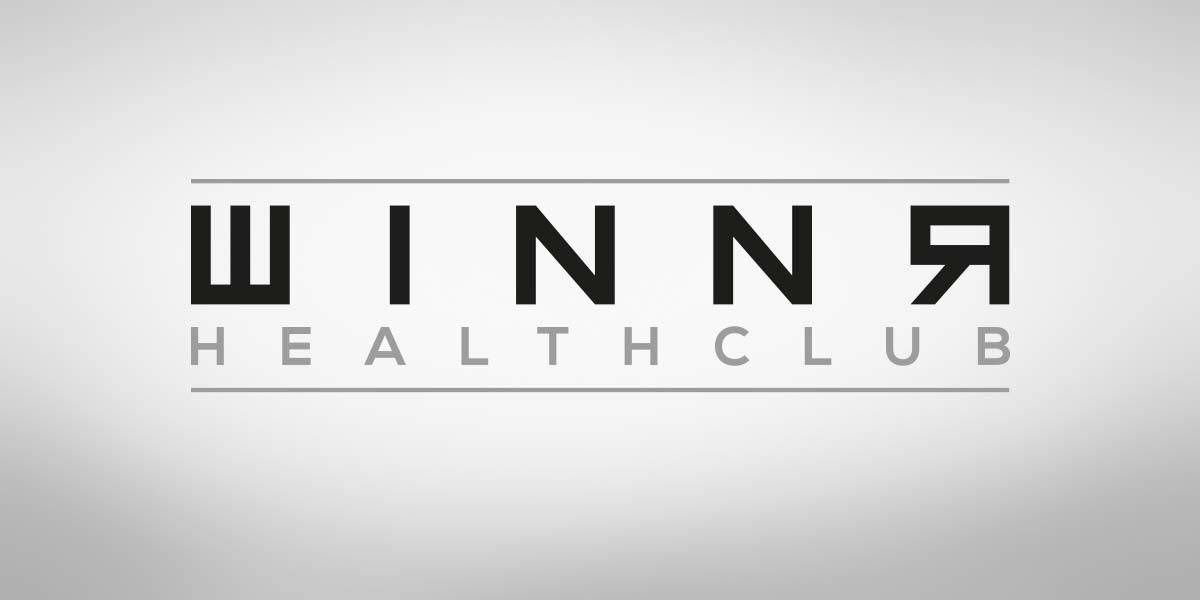 Creatief Reclamebureau - Maakmeesters - WINNR Healthclub Logo