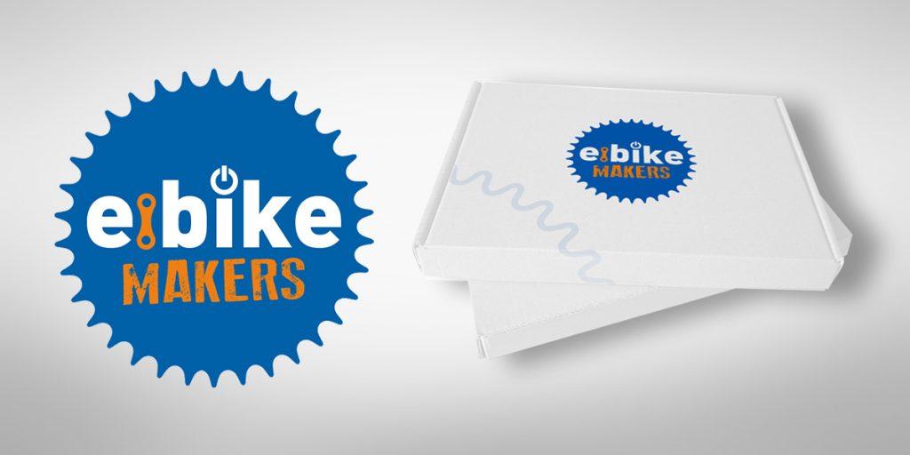Creatief reclamebureau Arnhem - Maakmeesters - Logo - ebike makers