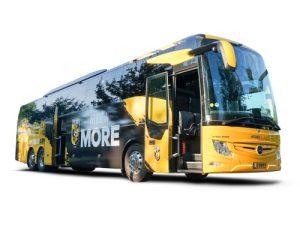 Vitesse Arnhem spelersbus